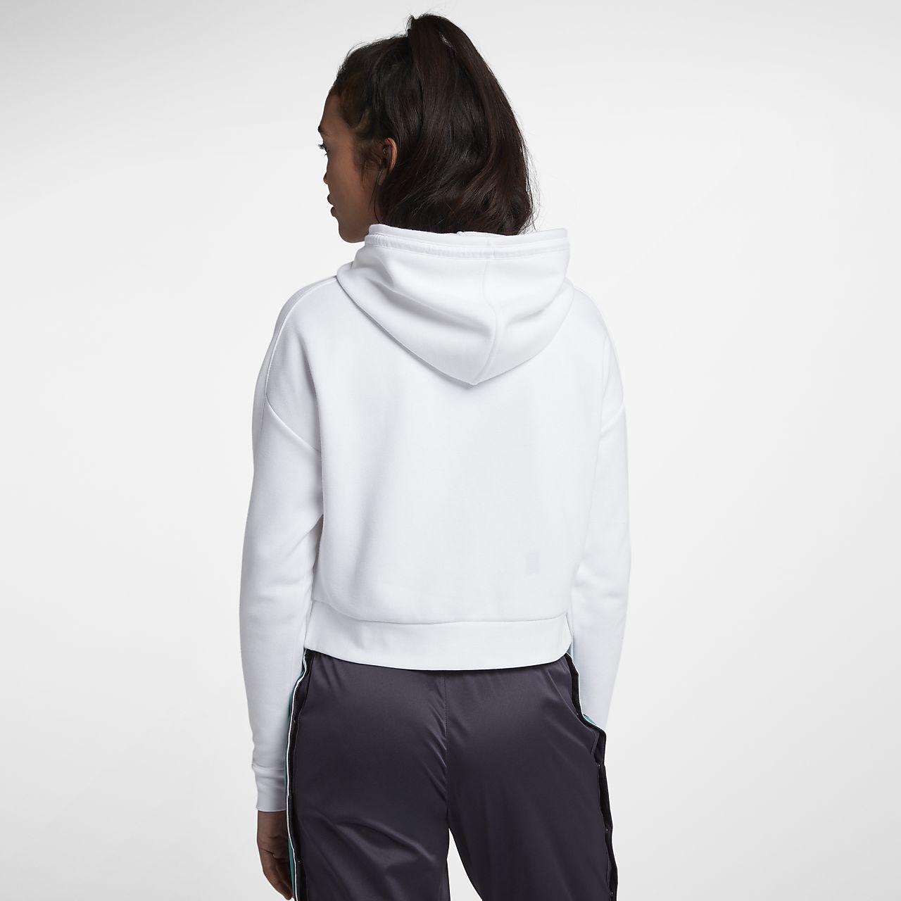 Dámská tenisová mikina s kapucí NikeCourt. Nike.com CZ 7dfb72a934