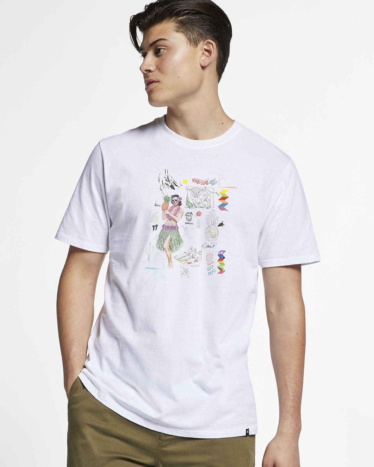 T-shirt Hurley Premium Doom - Uomo