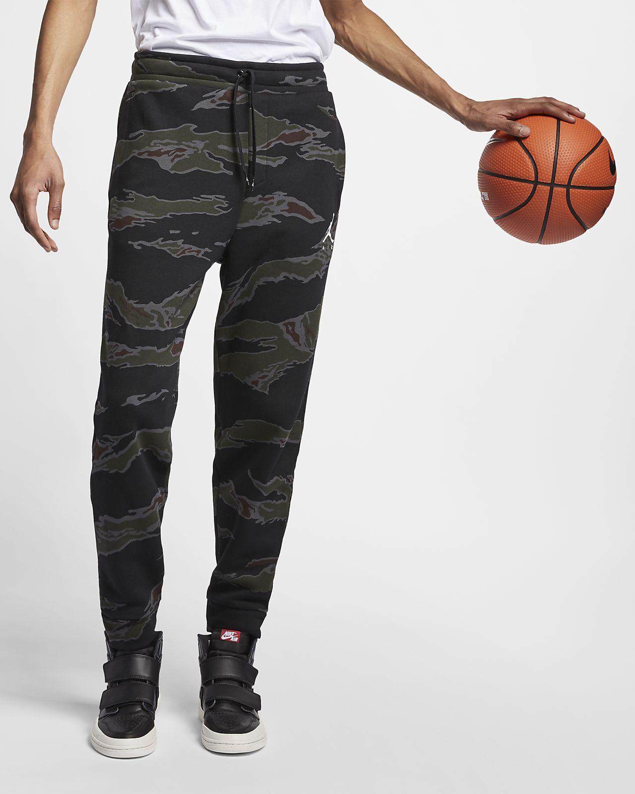 54d6ba9bda28 Мужские флисовые брюки с камуфляжным принтом Jordan Jumpman. Nike.com RU