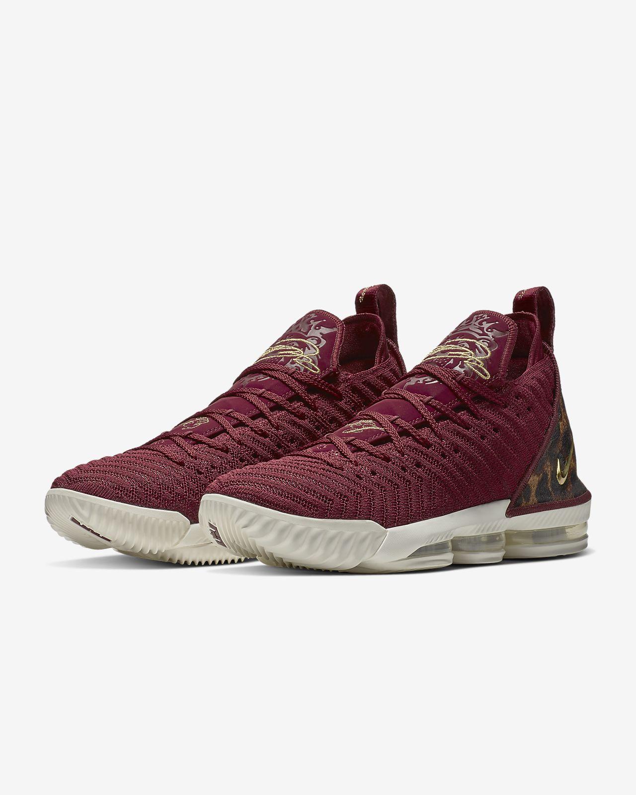 2d31ae271042 Баскетбольные кроссовки LeBron 16