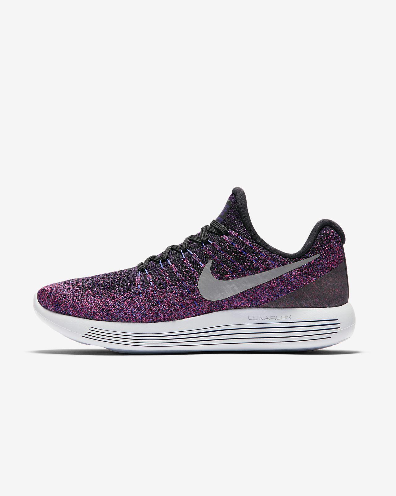 Refined Women's Nike Purple Running Shoes