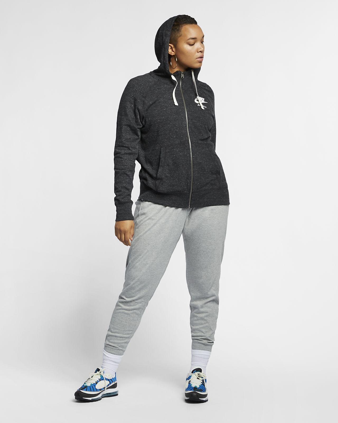 Nike Sportswear Gym Classic Plus Size Women S Pants Nike Com