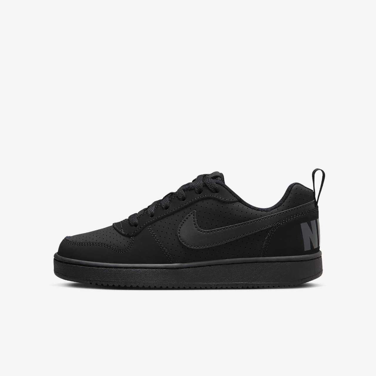 Court Âgé Chaussure Nike Pour Plus Low Enfant Borough PkZXuTOiw