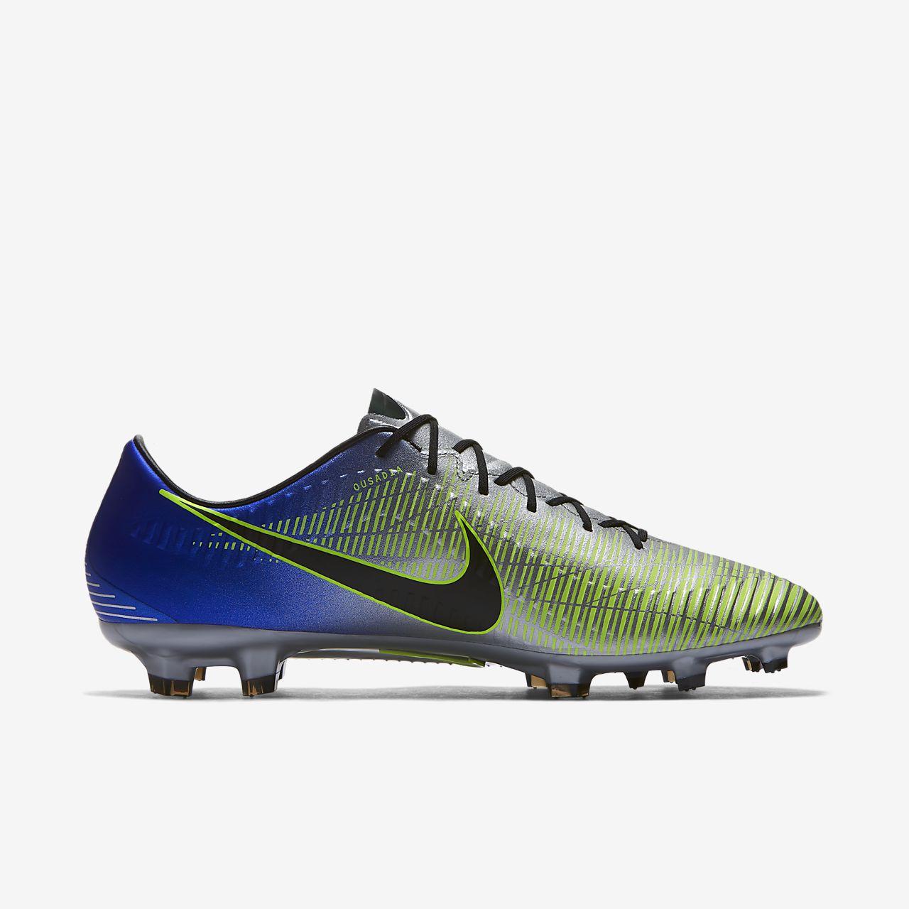 competitive price ab41c 7d48a TG.47U Nike Mercurial Veloce Ii Fg Scarpe da Corsa Uomo