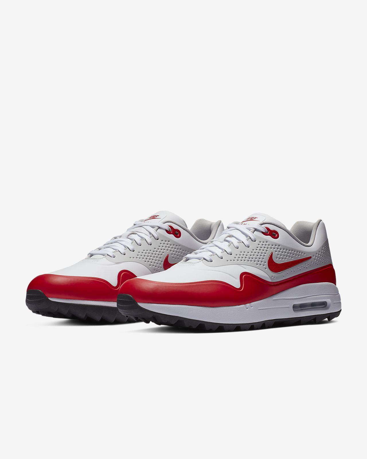 sports shoes ccf60 16e2b ... Chaussure de golf Nike Air Max 1 G pour Homme