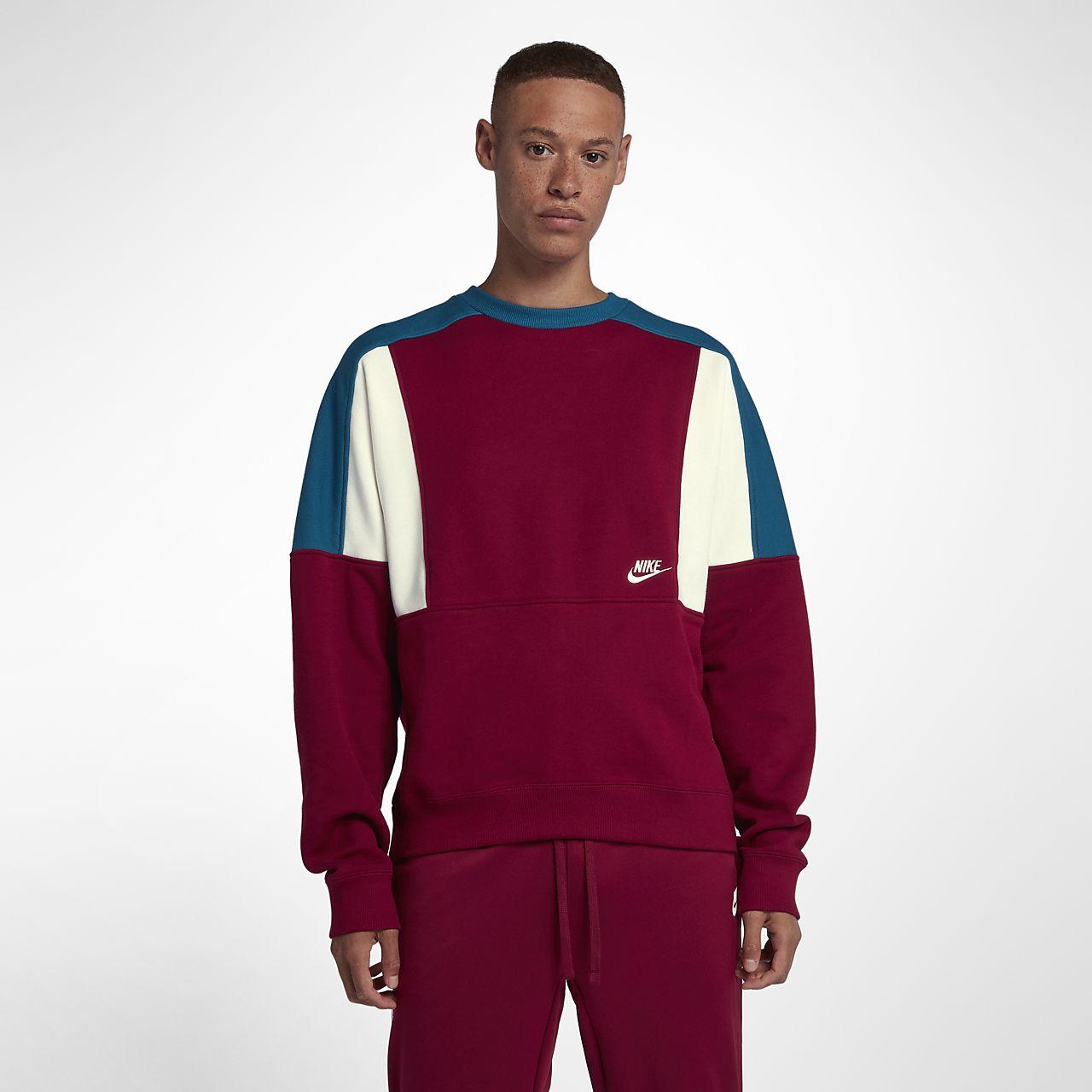 Sudadera cuello redondo de tejido Fleece Nike Sportswear