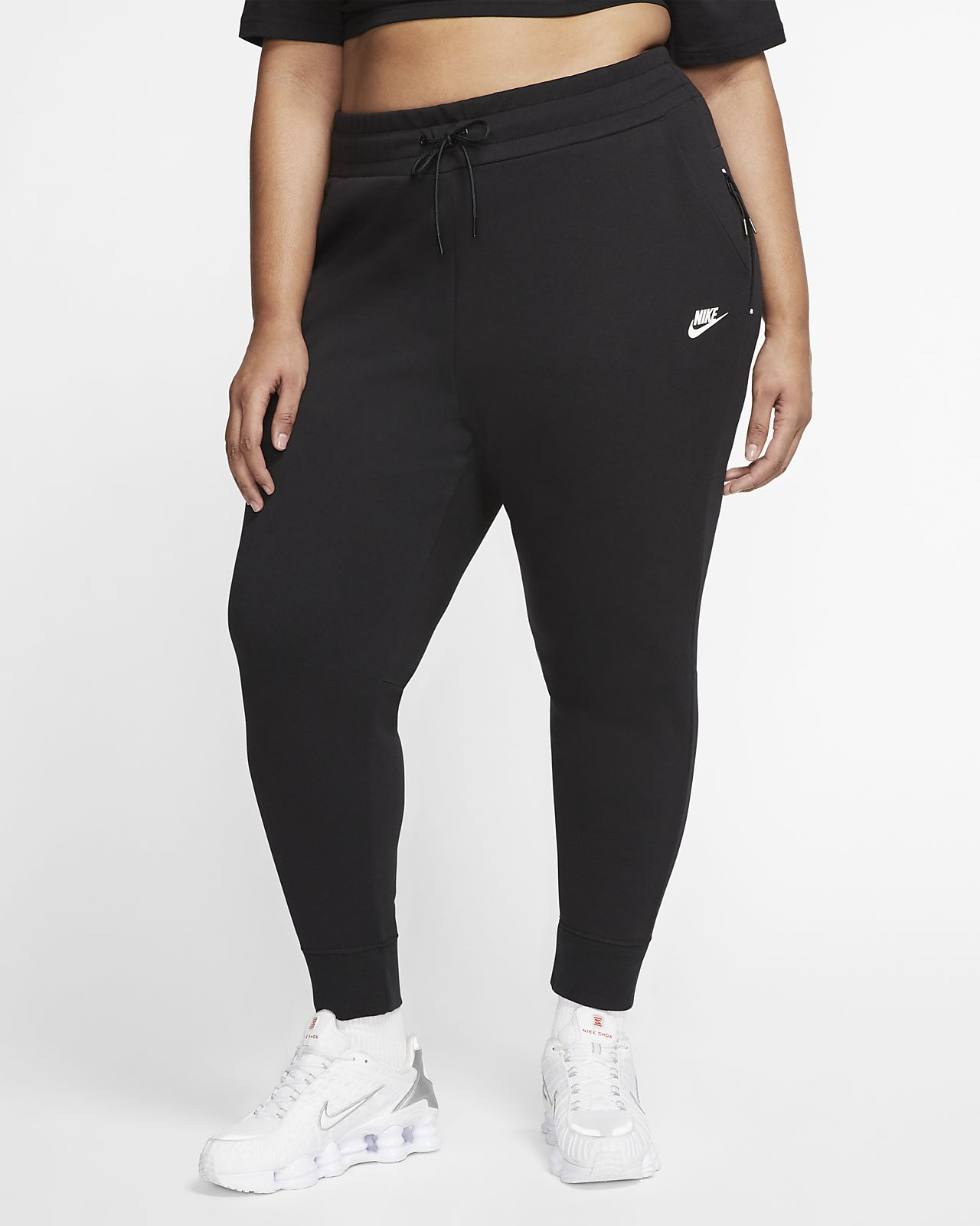 Pantaloni Nike Sportswear Tech Fleece (Plus Size) Donna