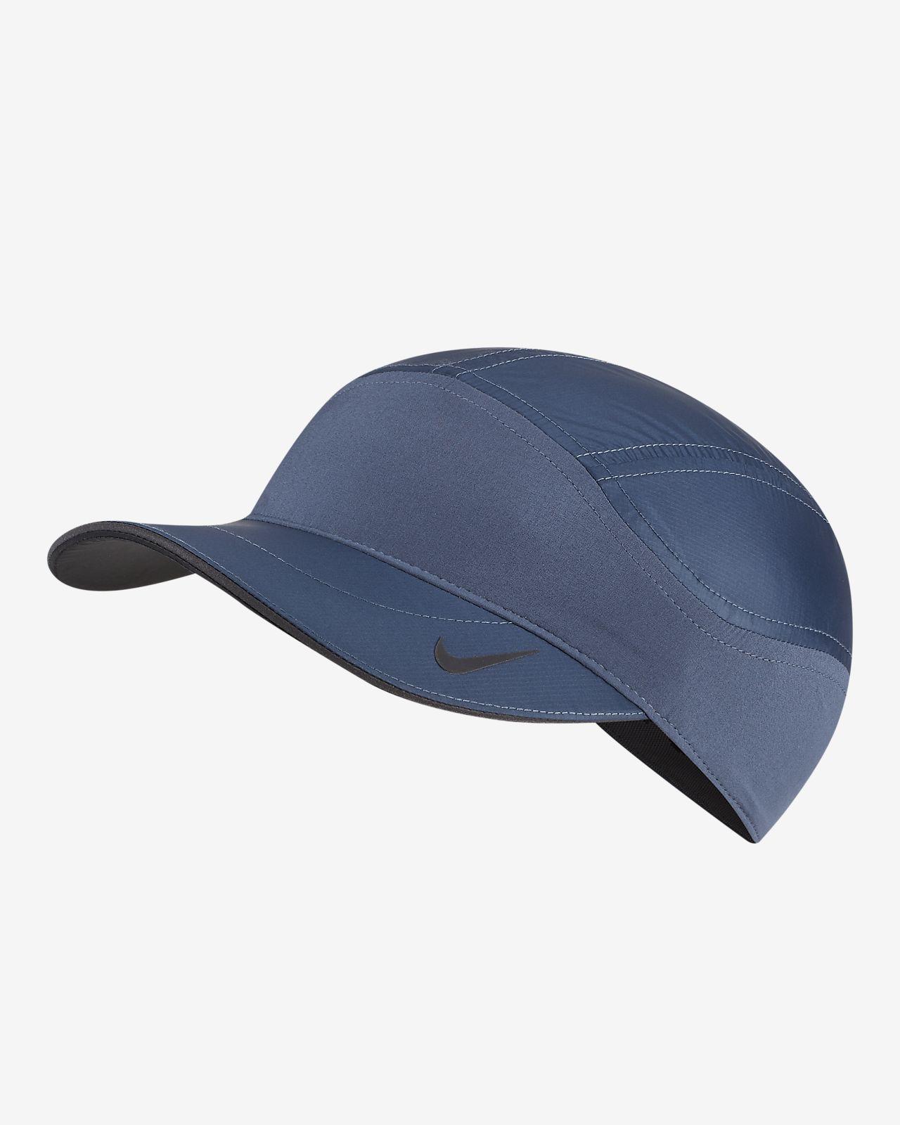 Regulowana czapka do biegania Nike Tailwind