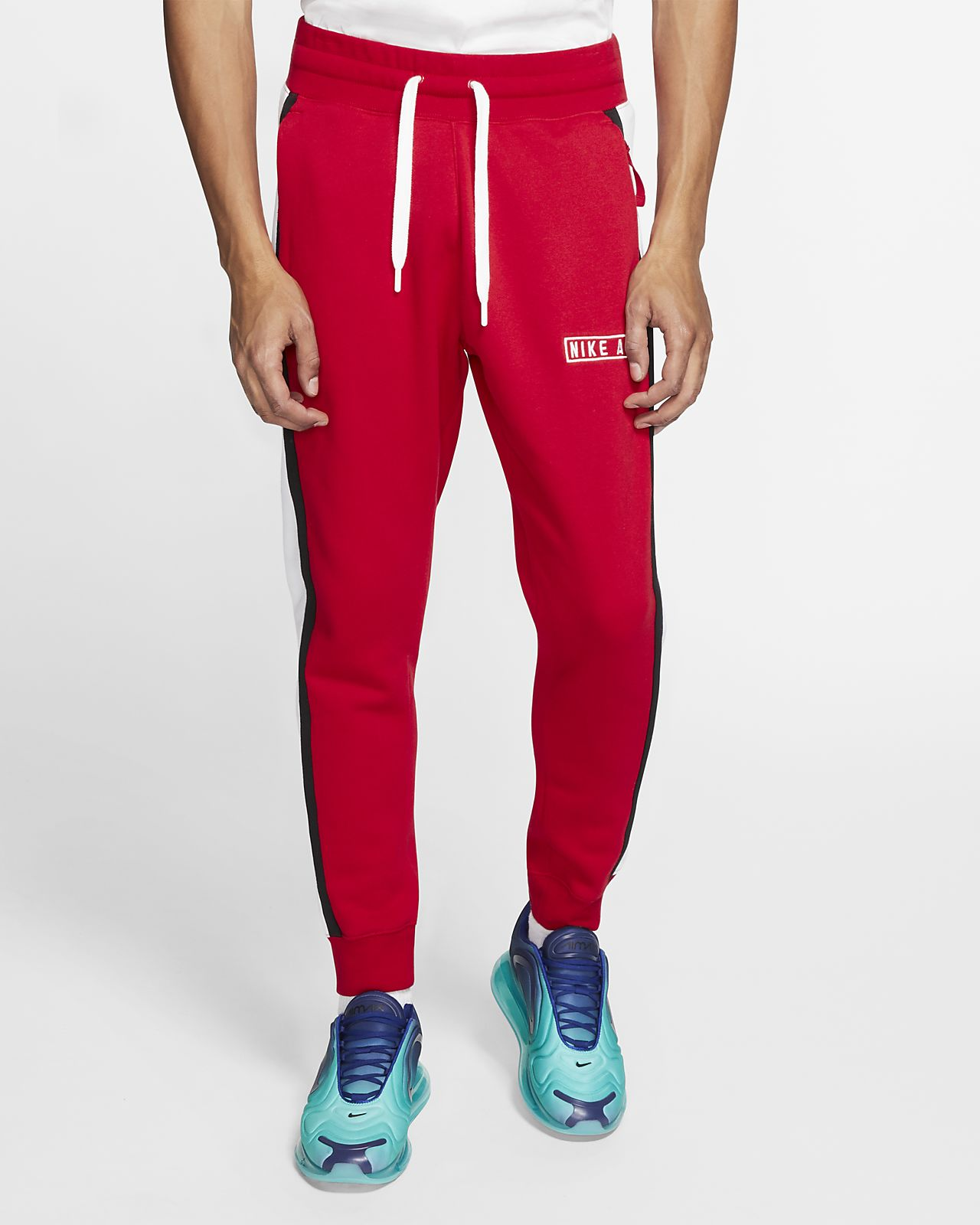 60b72bf222 Nike Air Men's Fleece Trousers