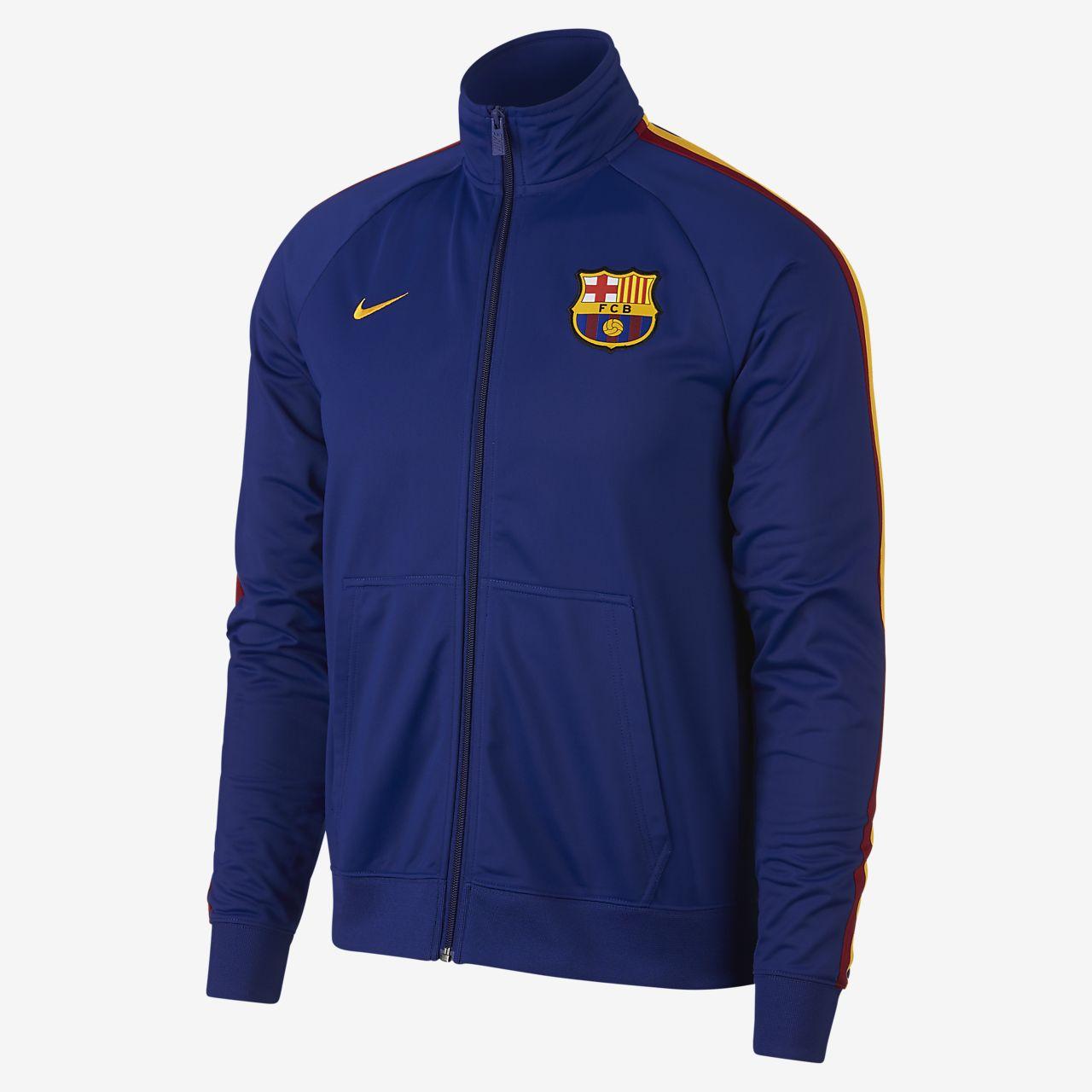 FC Barcelona Chaqueta - Hombre. Nike.com ES 1a16e7bc80d