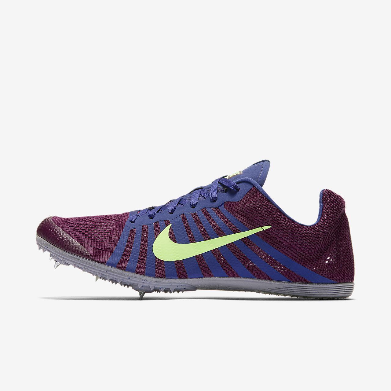 Chaussure de course longue distance à pointes mixte Nike Zoom D
