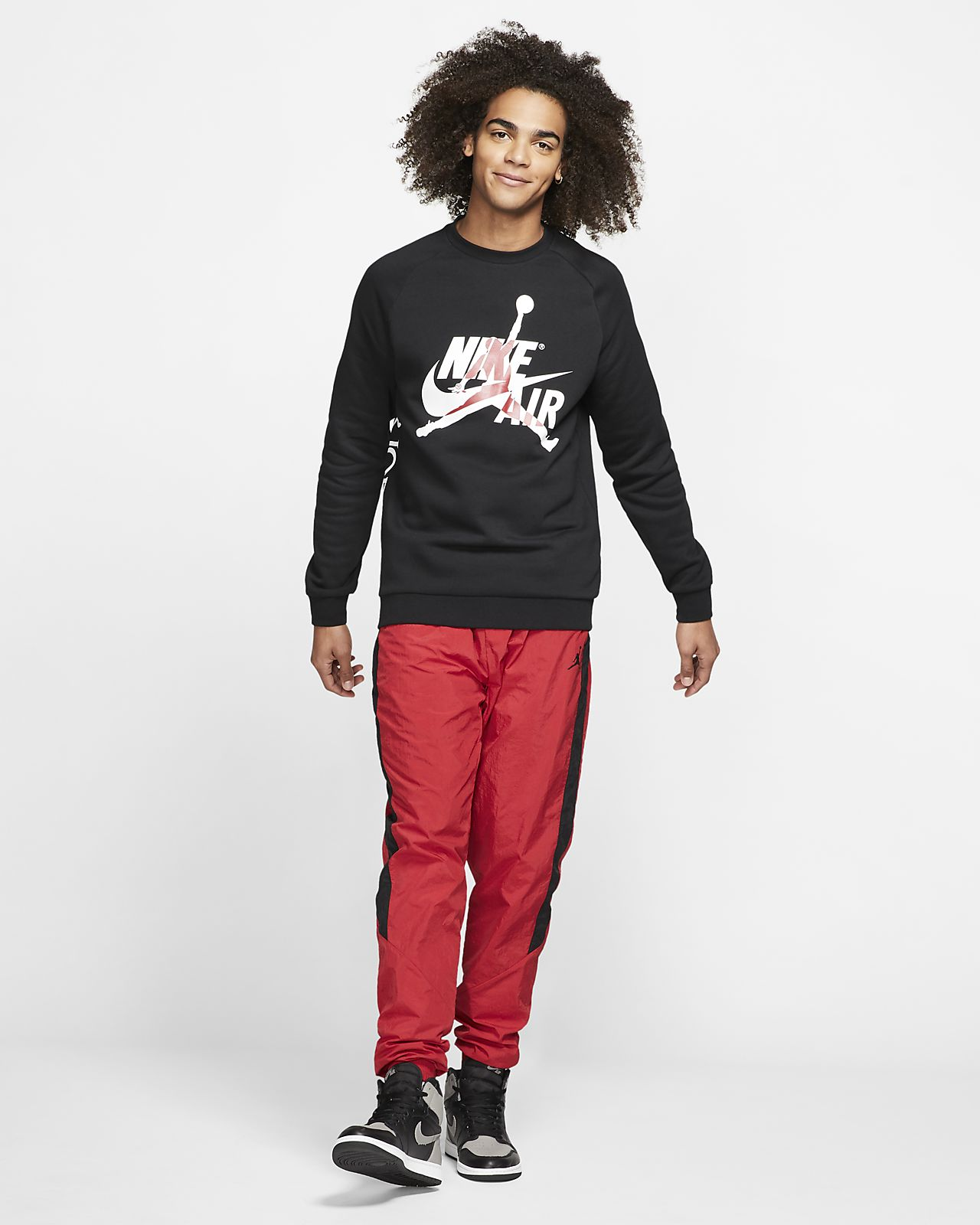 a44216323add51 Jordan Jumpman Classics Herren-Rundhalsshirt. Nike.com AT