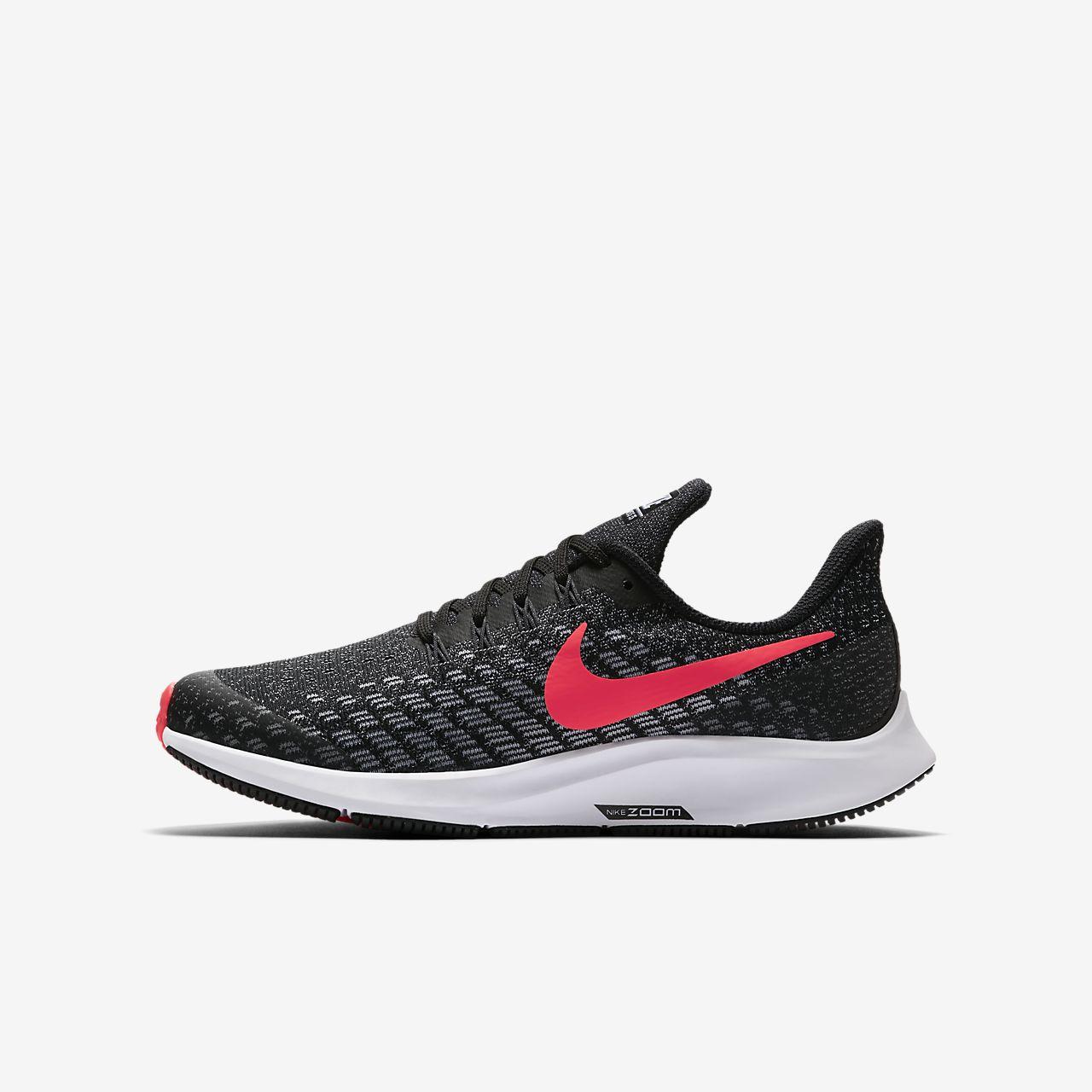 online store d04e2 8ecbb Chaussure de running Nike Air Zoom Pegasus 35 pour Jeune enfantEnfant plus  âgé