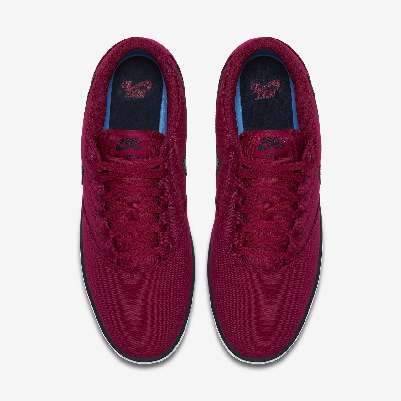 pretty nice 61740 3aa2e ... Nike SB Check Solarsoft Canvas Men s Skateboarding Shoe