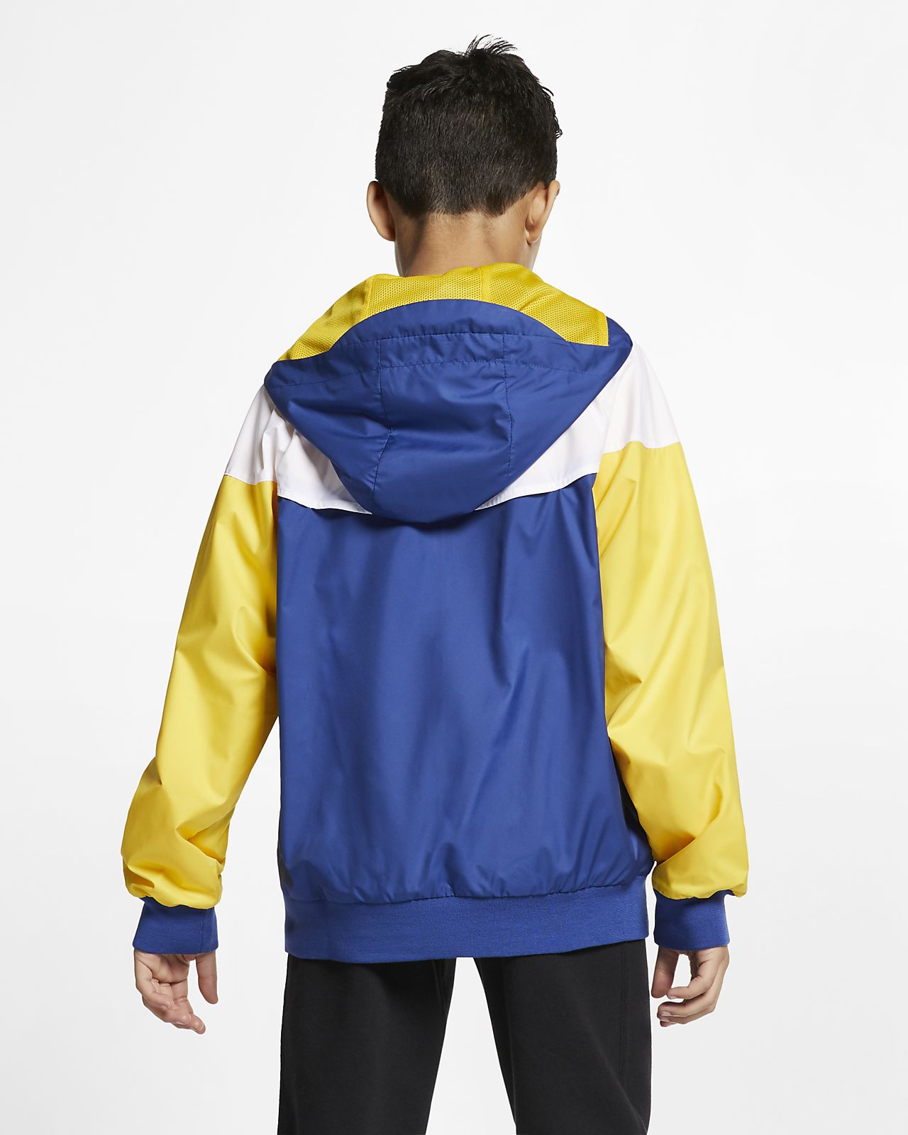 37700a00e Nike Sportswear Windrunner Big Kids  (Boys ) Jacket. Nike.com
