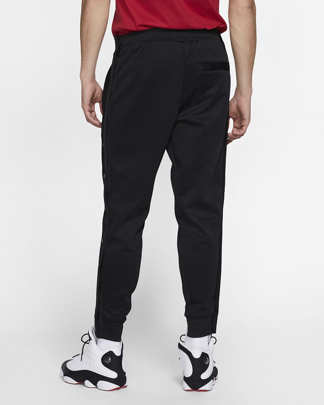 the best attitude 338c7 952fa ... Jordan 23E Flight Tech Lite Men s Snap Trousers