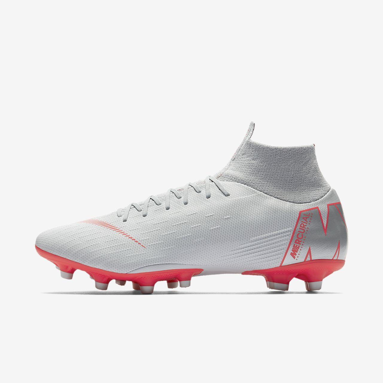 Nike Mercurial Superfly VI Pro AG PRO Botas de fútbol para césped artificial