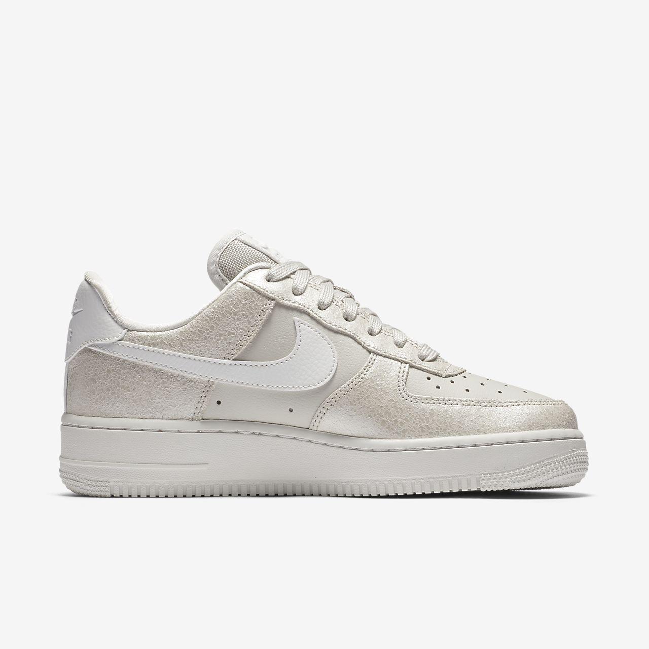 Nike Air Force 1 07 Chaussures Pour Femmes Prix Du Caoutchouc Blanc.