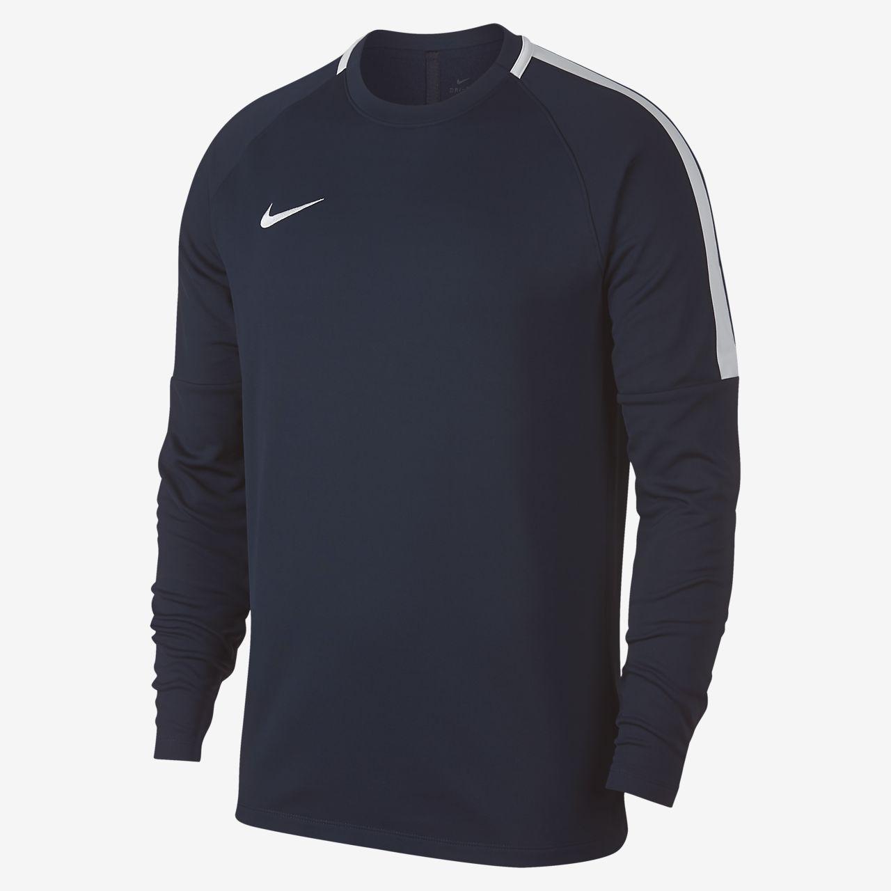 Nike Dri FIT Academy fotballhettegenser for herre. Nike NO