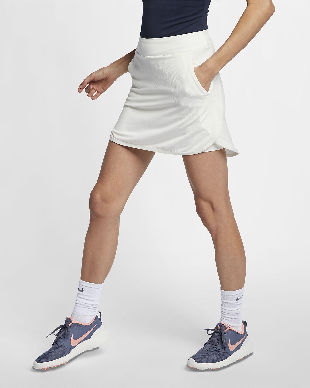 Nike Dri-FIT golfskjørt til dame (43 cm)