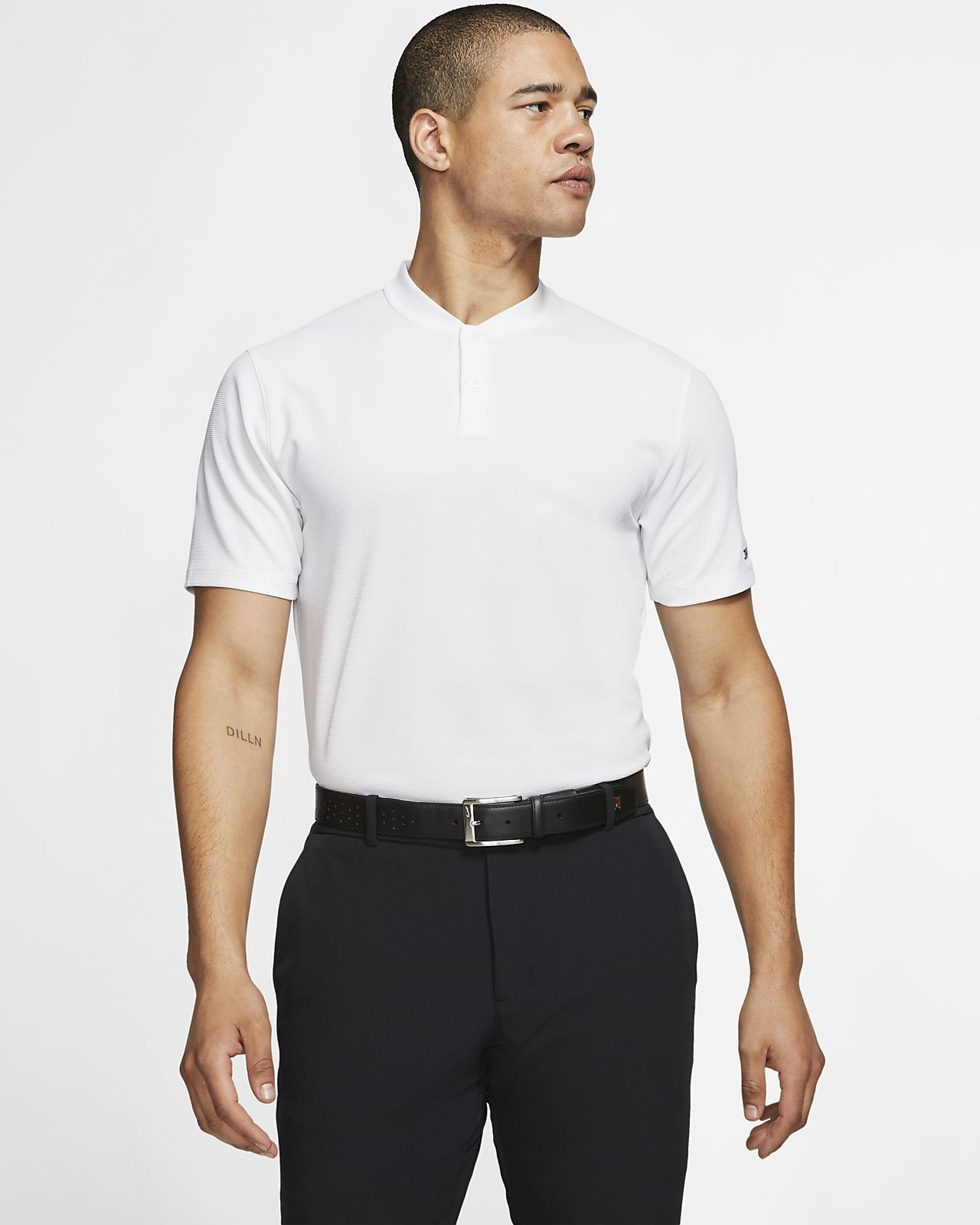 3d33508d Nike AeroReact Tiger Woods Vapor Men's Golf Polo. Nike.com AE