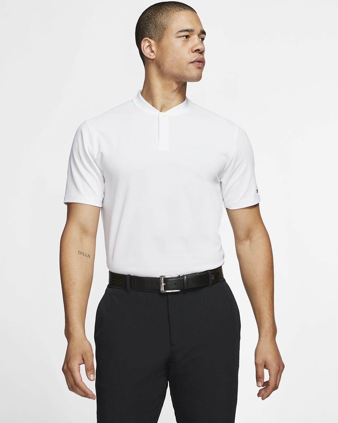 Polo de golf Nike AeroReact Tiger Woods Vapor pour Homme