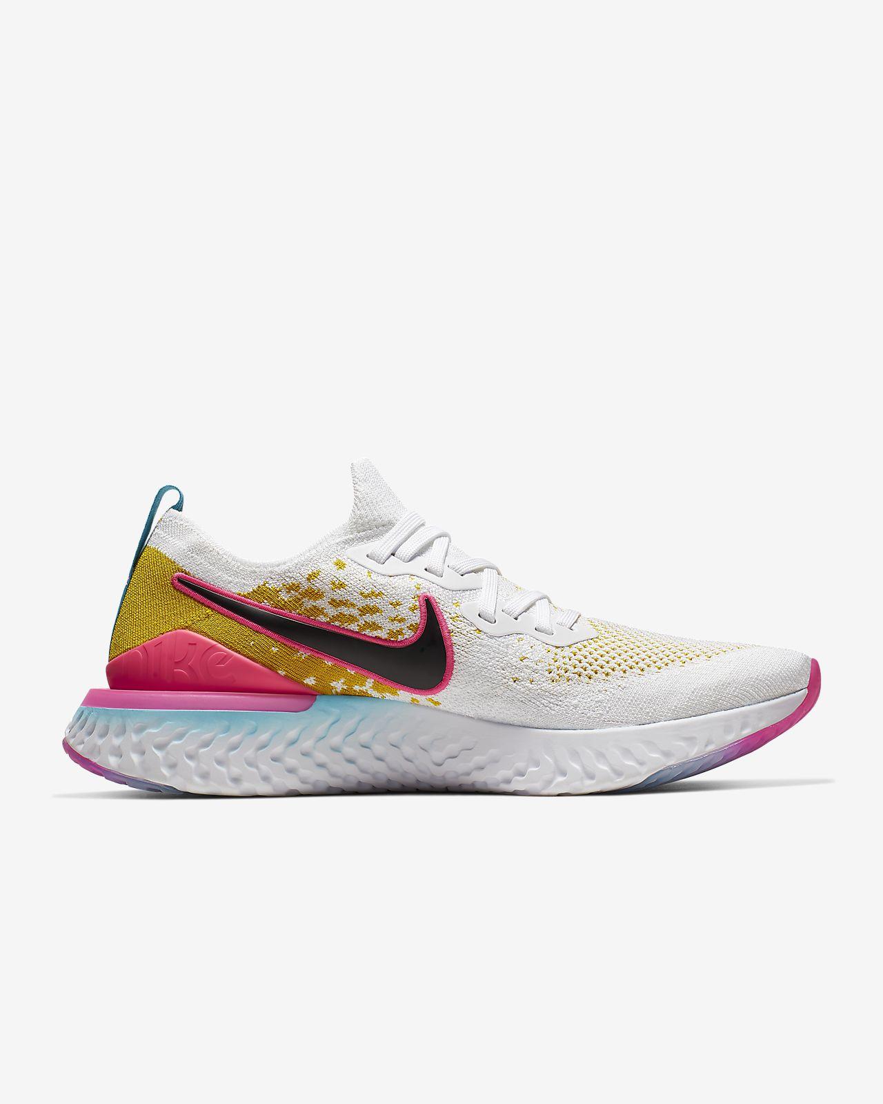 reputable site e778a e1132 ... Nike Epic React Flyknit 2 Men s Running Shoe