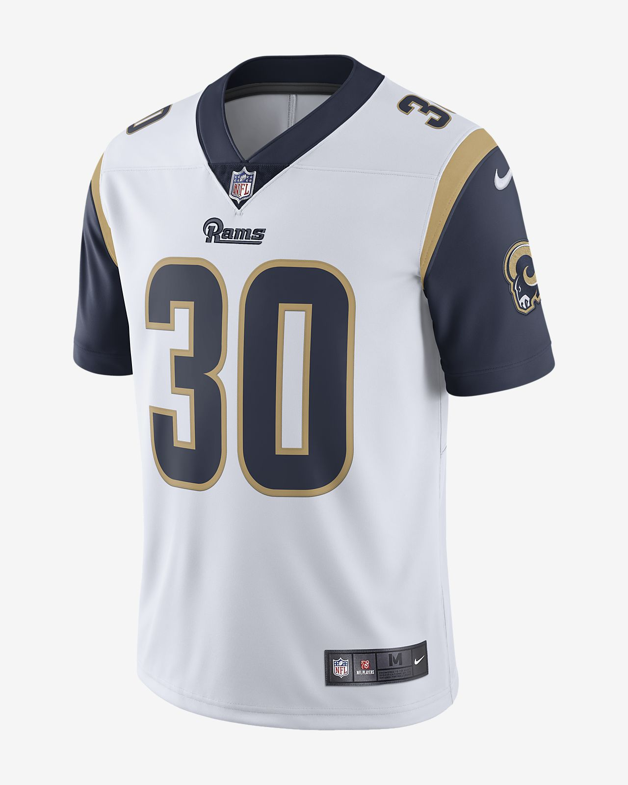 buy online 7835d 9fed5 NFL Los Angeles Rams Limited (Todd Gurley) Men's Football Jersey