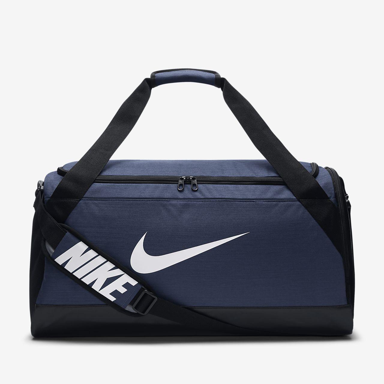 Nike Brasilia (中) 訓練帆布包