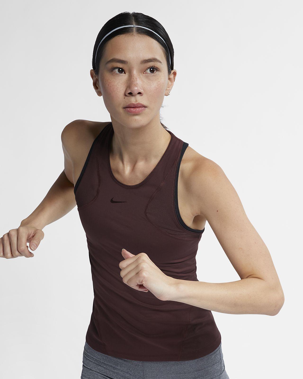 0f897ec6420be Nike Pro HyperCool Women s Tank. Nike.com