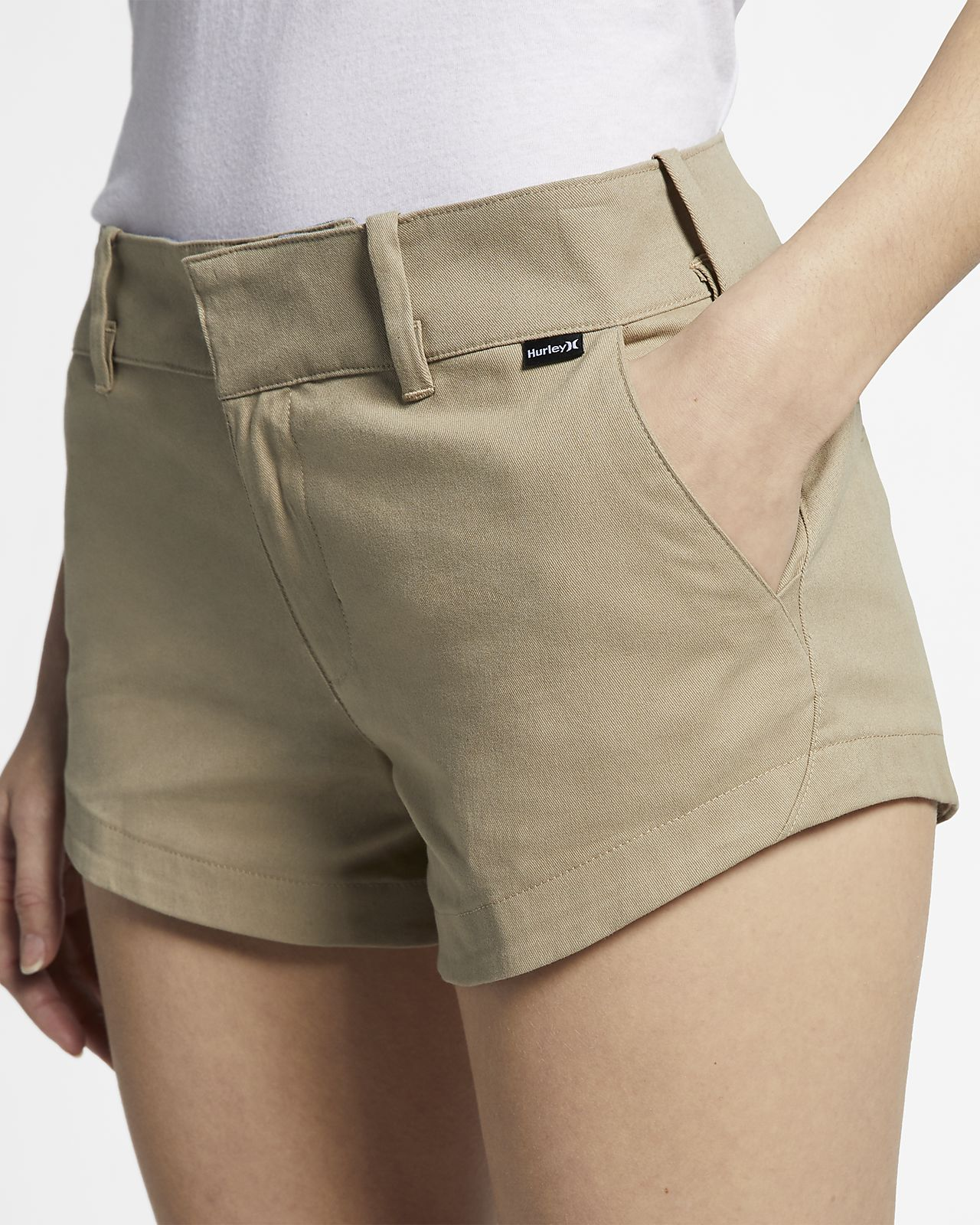 e77262746 Shorts para mujer Chino Hurley Lowrider. Nike.com MX