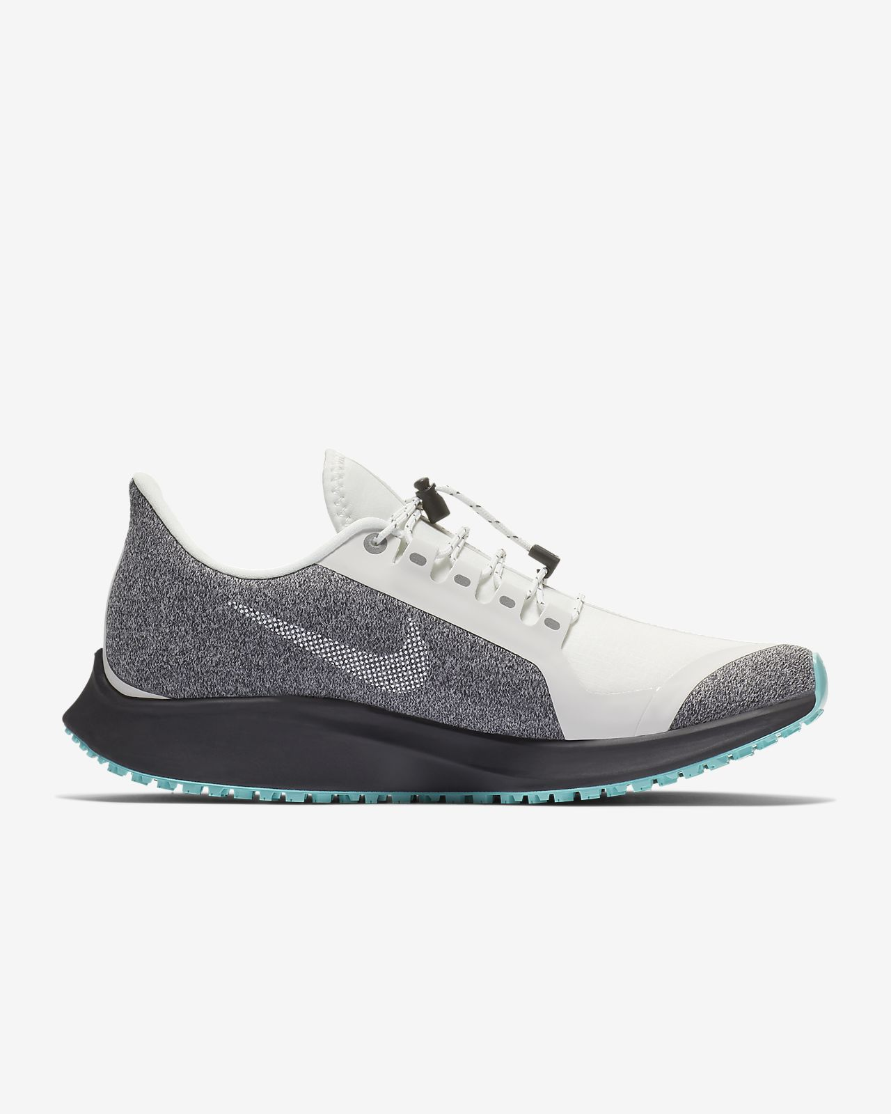 6e0d0cfcf3c3 Nike Air Zoom Pegasus 35 Shield Water-Repellent Women s Running Shoe ...
