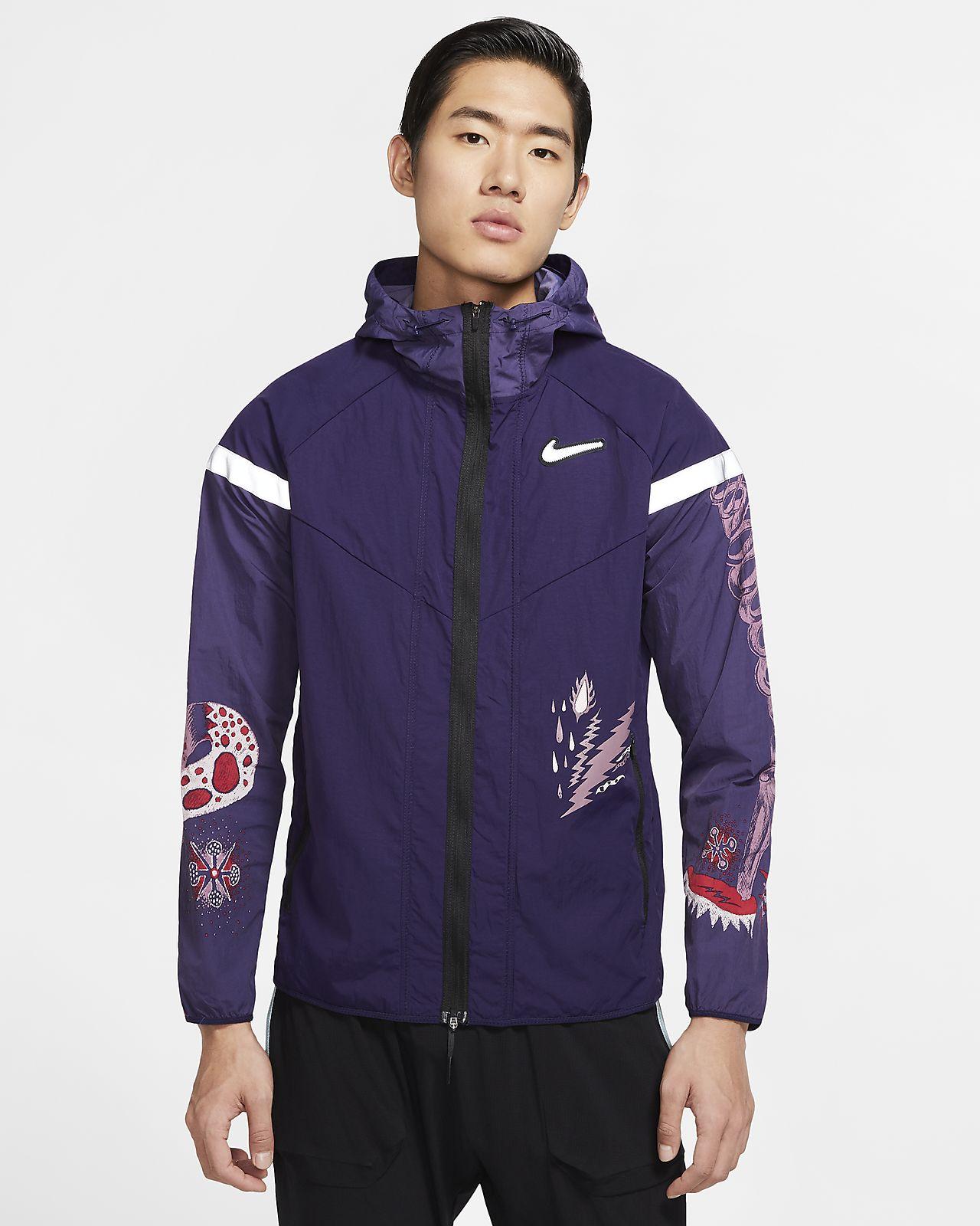 Nike Windrunner 男子跑步夹克