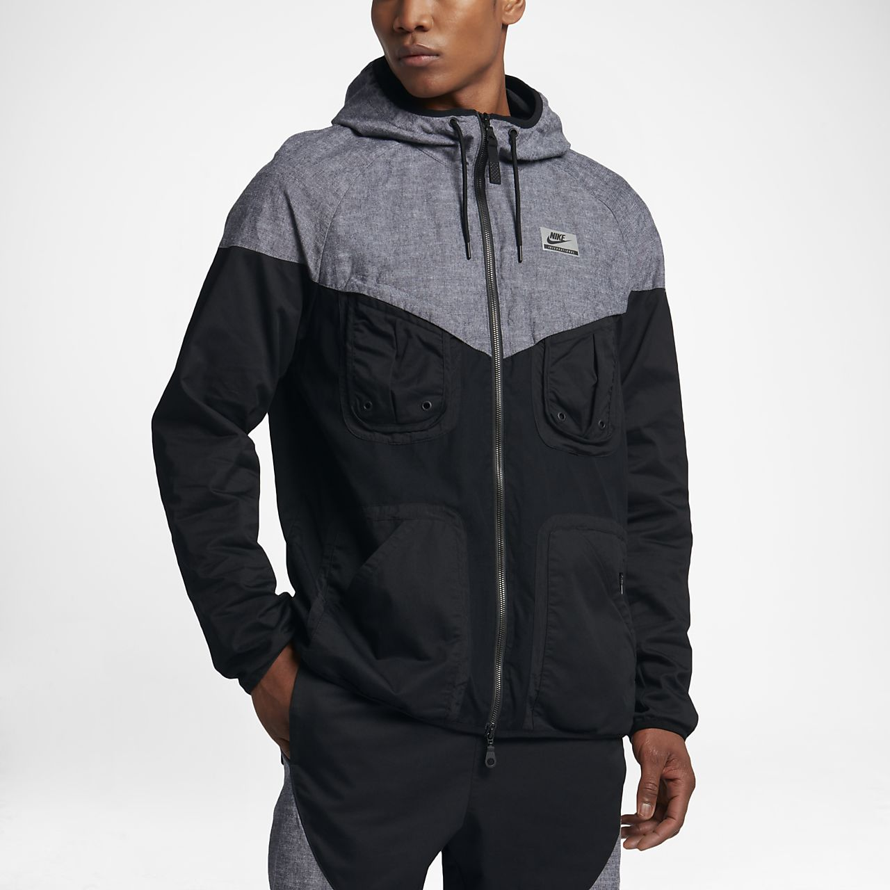 Windrunner Nike Vn International Men's Jacket 1qrOPqn5