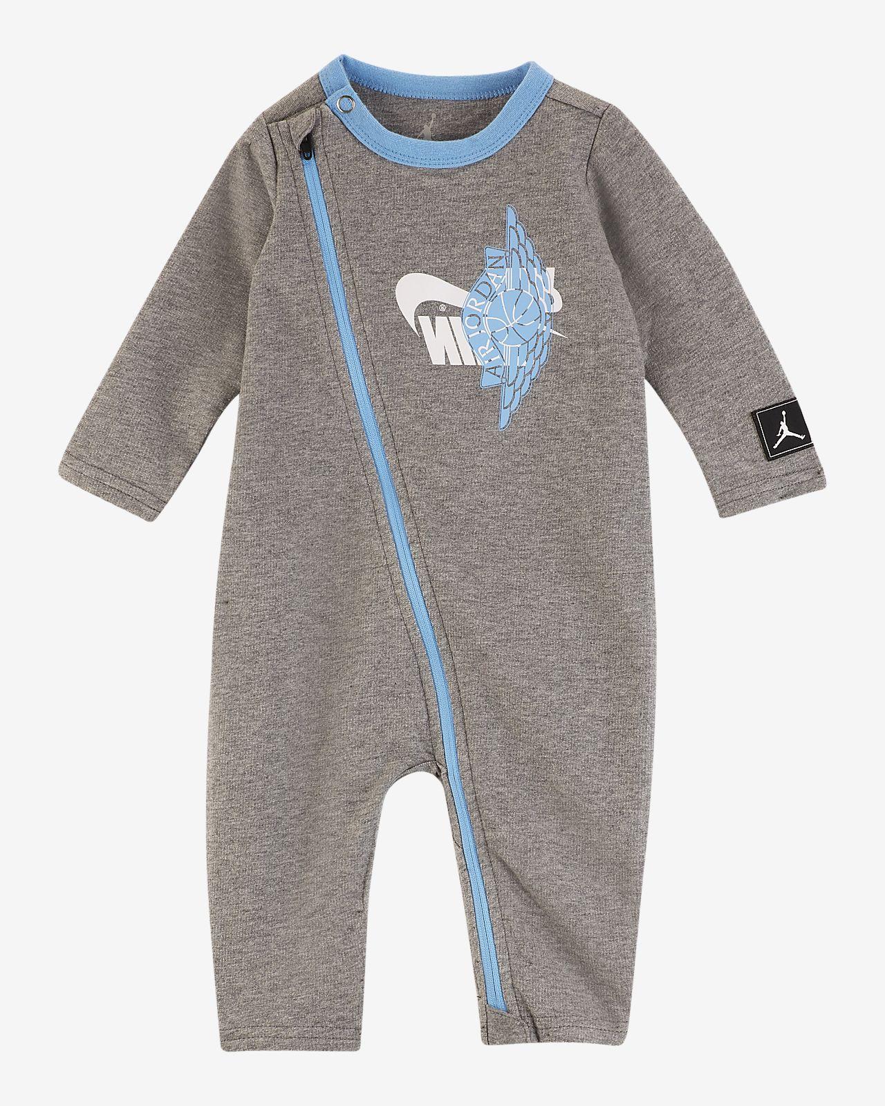 Jordan Sportswear WIngs婴童连体衣