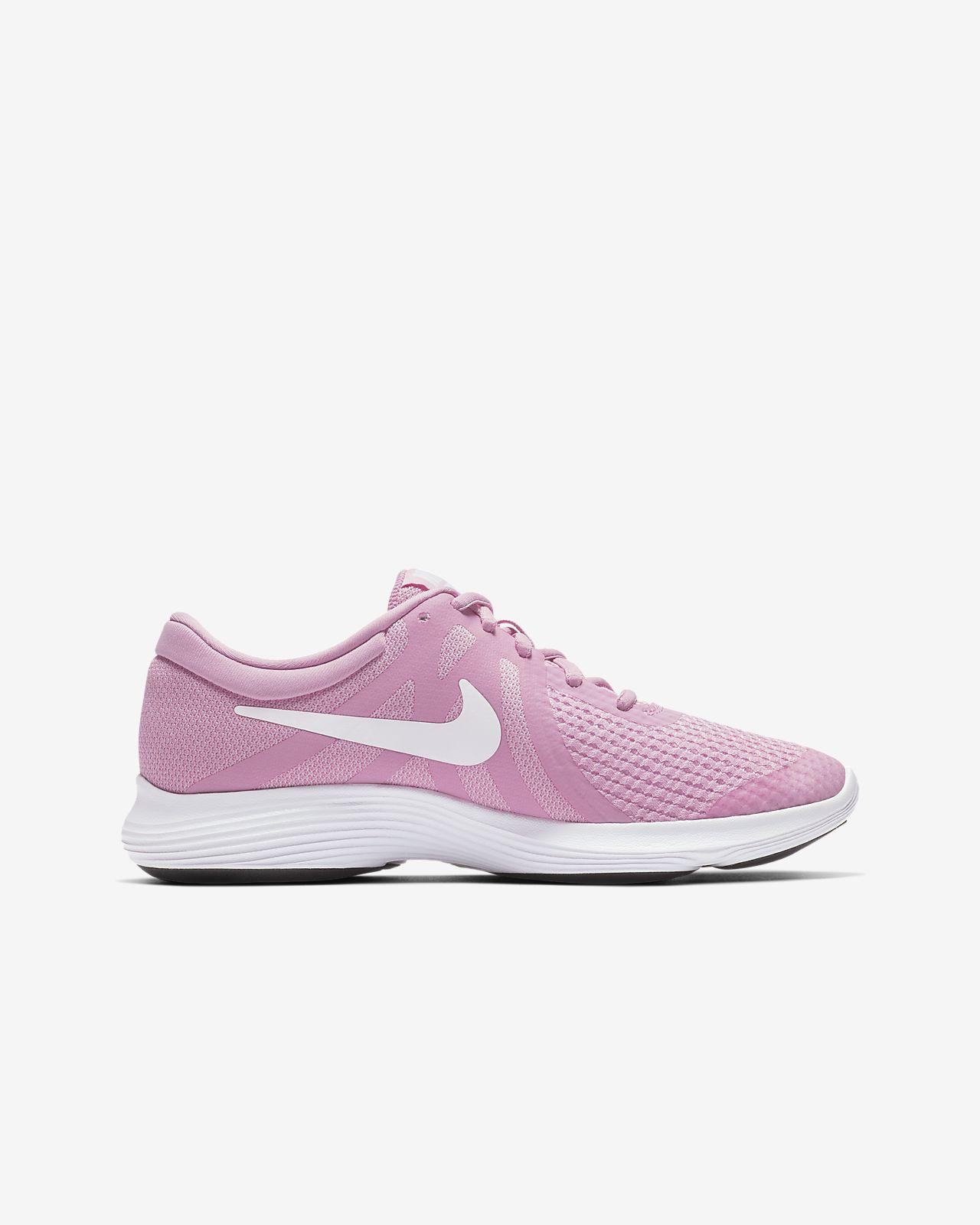 10cdcd5d4009 Nike Revolution 4 Big Kids  Running Shoe. Nike.com