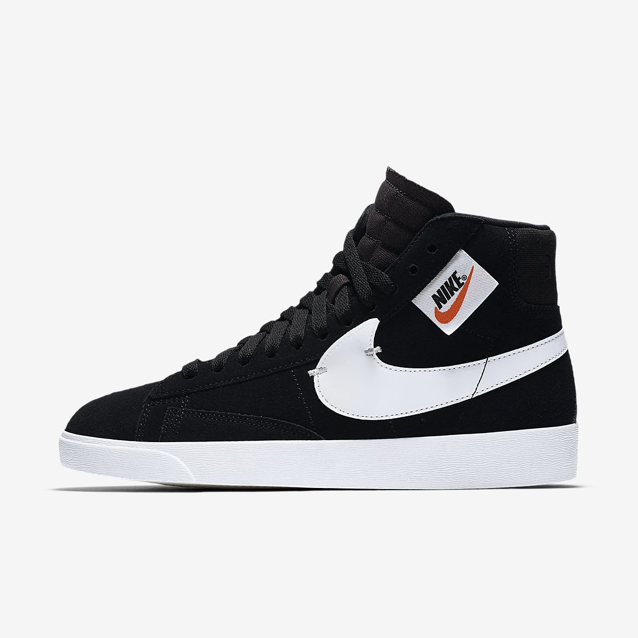 Nike Blazer Mid Rebel Womens Shoe