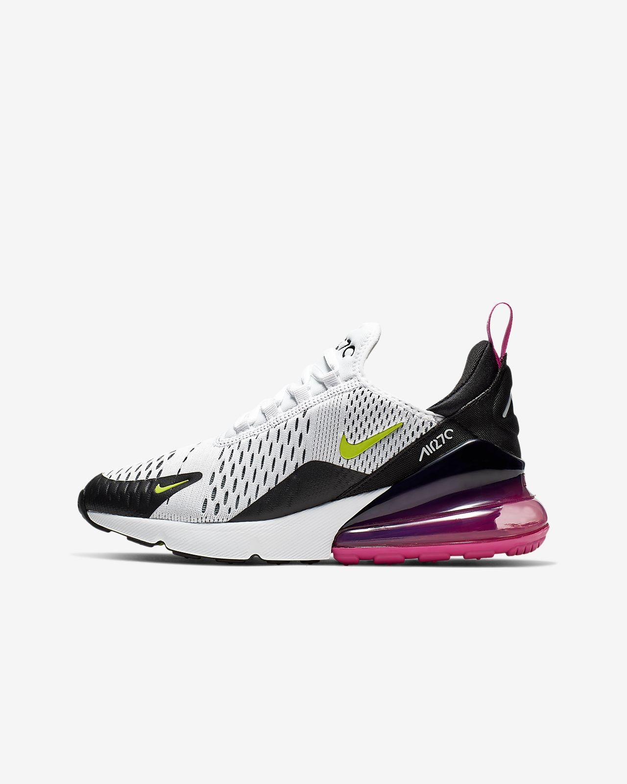 ... Nike Air Max 270 Older Kids  Shoe. Low Resolution undefined f2de3af0eb946