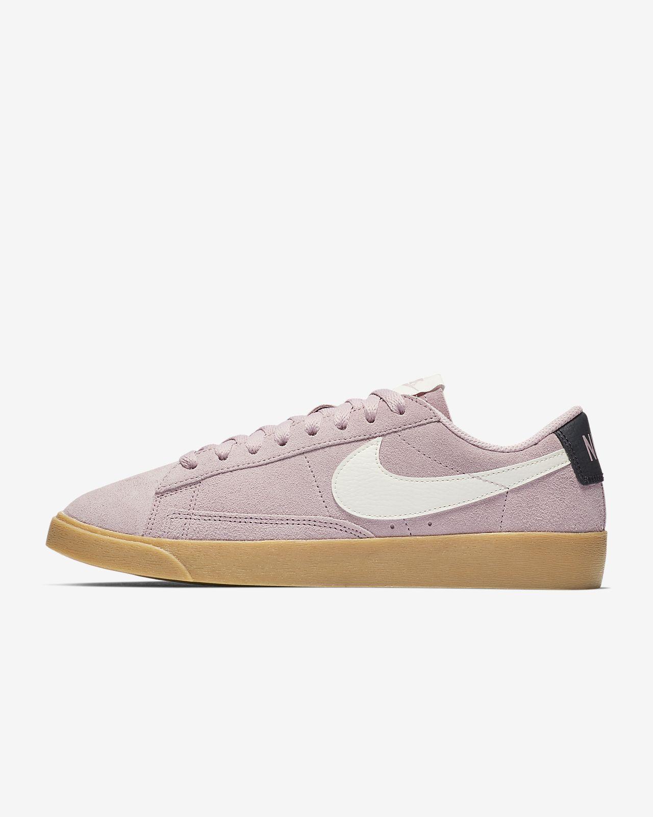 Sko Nike Blazer Low Suede för kvinnor