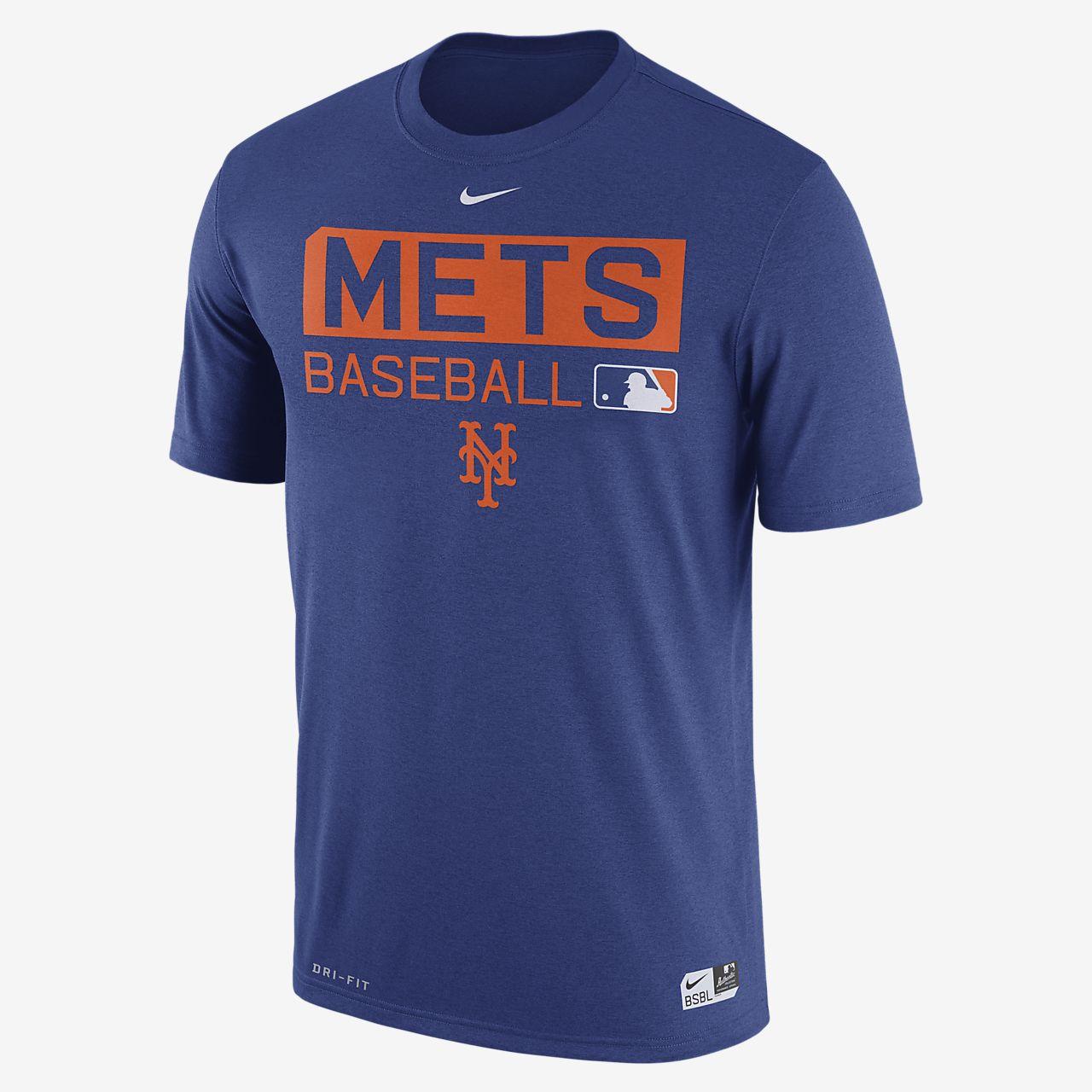 Nike Legend Team Issue (MLB Mets) Men's T-Shirts Royal