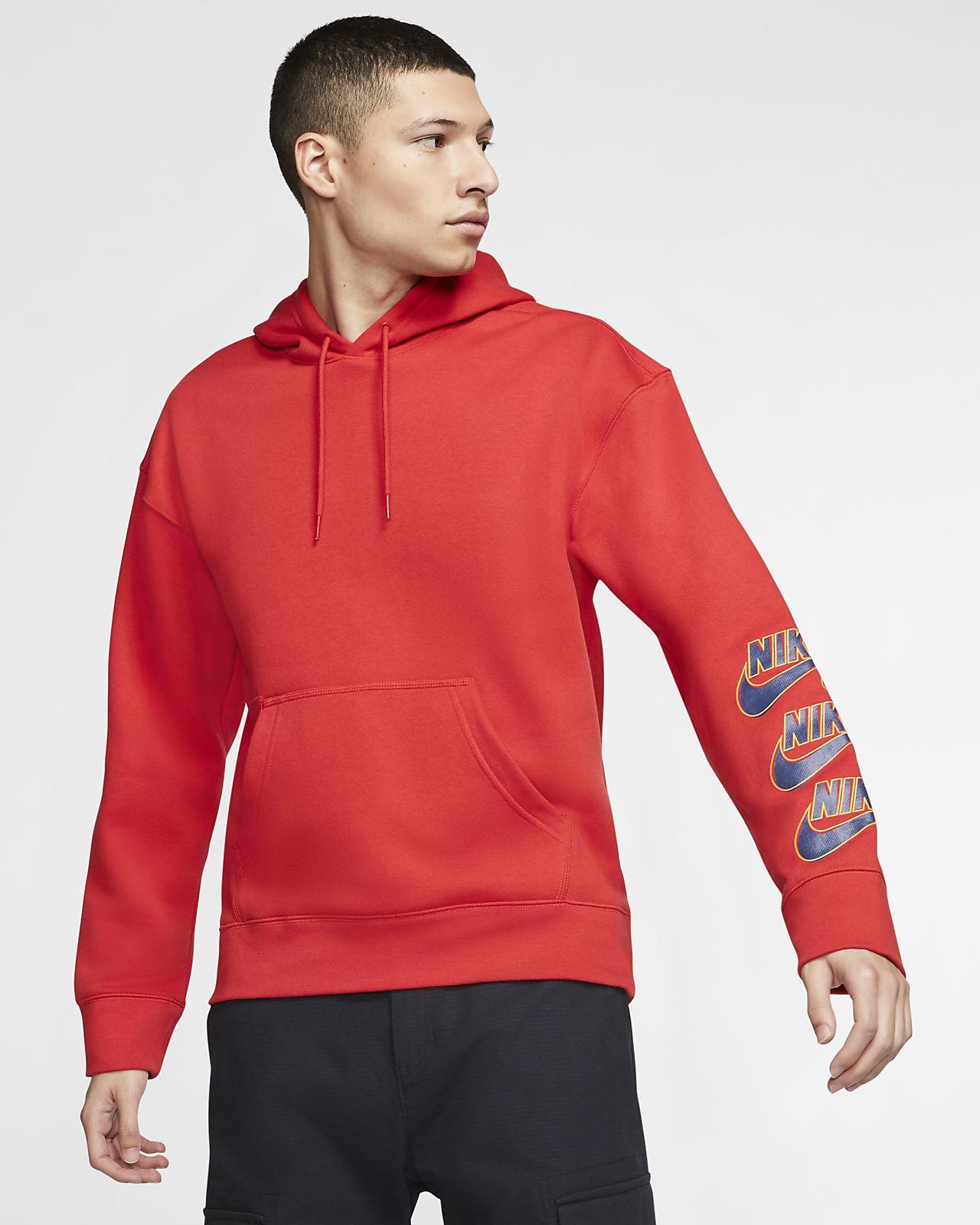 Nike SB Icon Men's Pullover Skate Hoodie