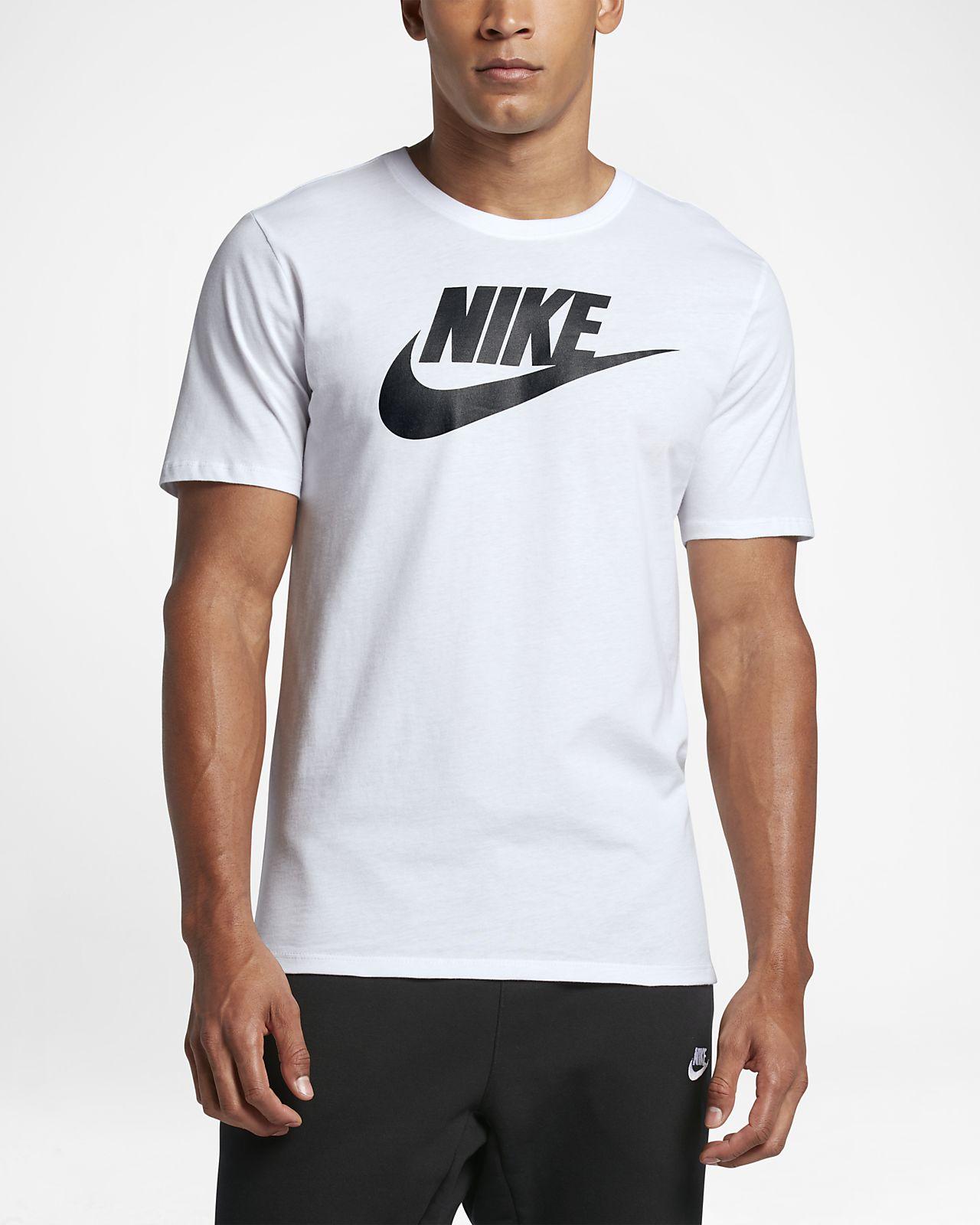 Nike Sportswear Mens Logo T Shirt