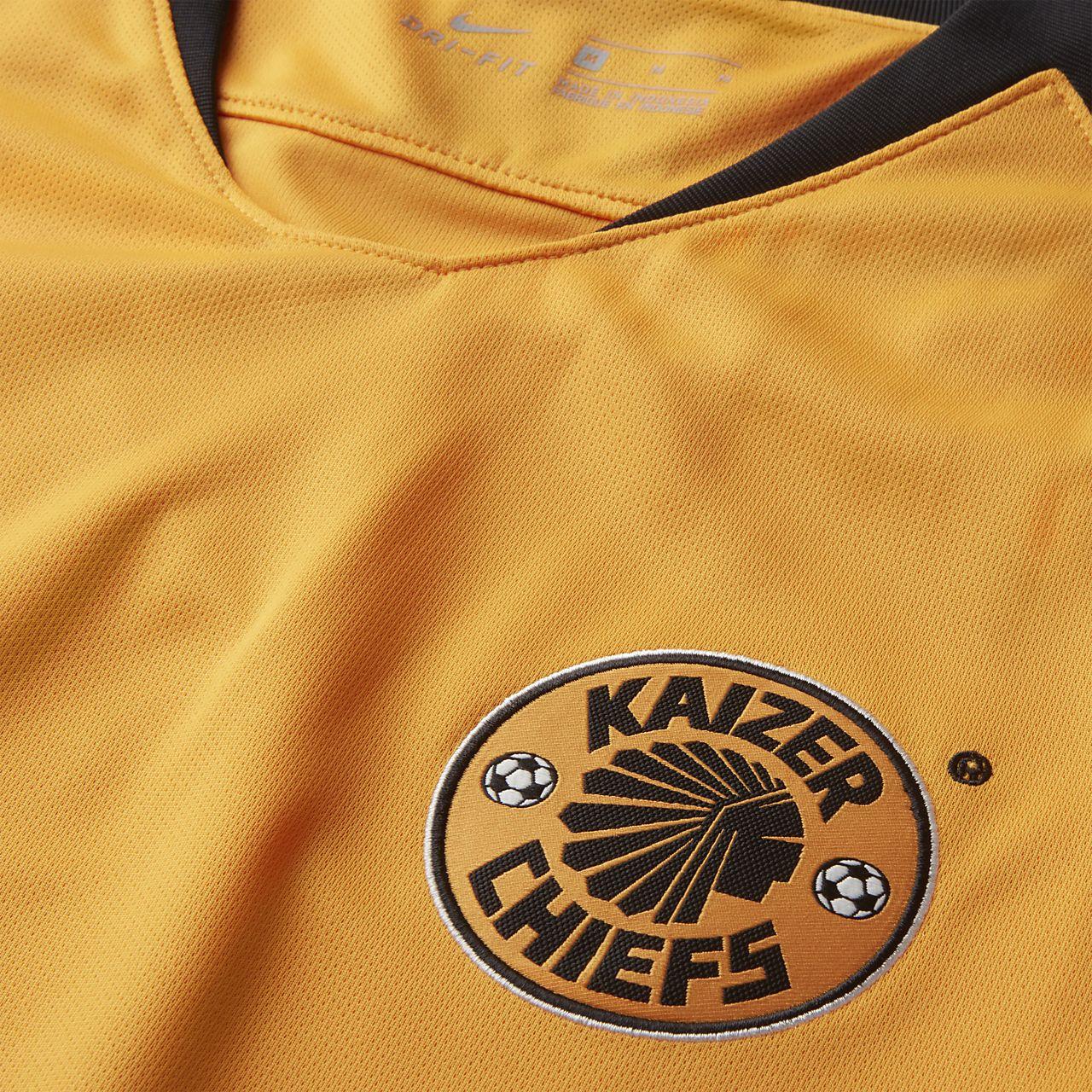 c8c4994a8 2018 19 Kaizer Chiefs FC Stadium Home Men s Football Shirt. Nike.com CA