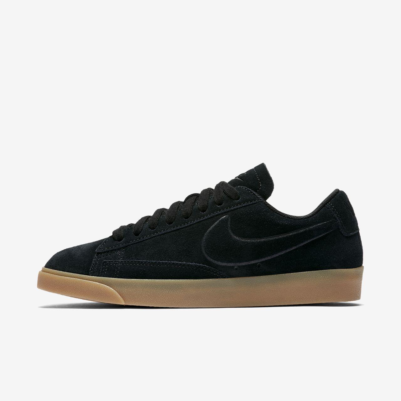Nike Blazer Low Black Gum Light Brown Black AA3962002
