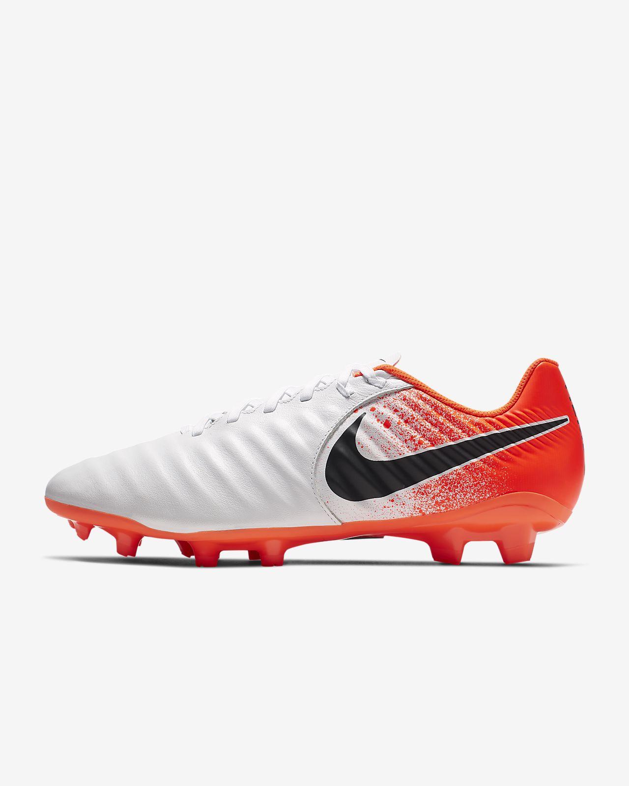 Chaussure de football à crampons pour terrain sec Nike Tiempo Legend VII Academy
