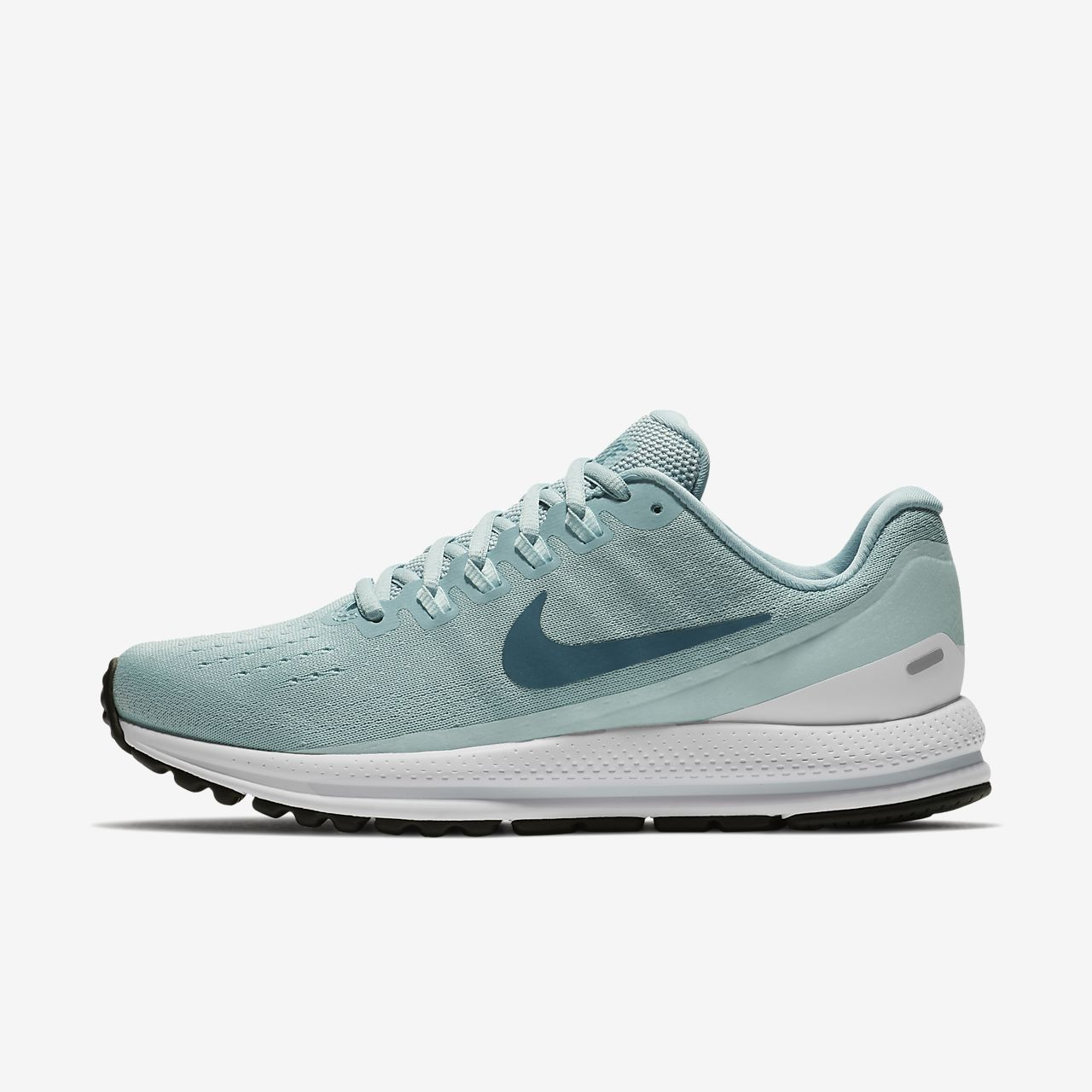 Nike Air Zoom Vomero 13 Women's Running Shoes Blue/White uF1064Y