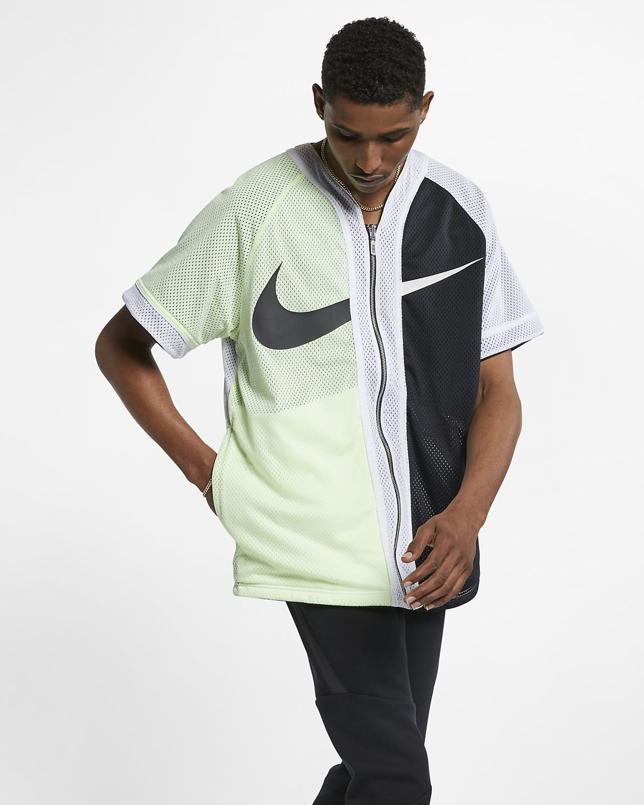Haut de baseball NikeLab Collection pour Homme