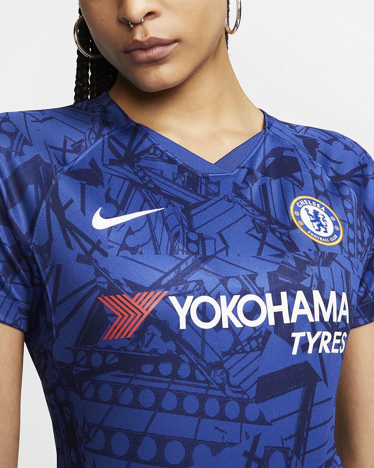 add430730 Chelsea FC 2019 20 Stadium Home Women s Soccer Jersey. Nike.com