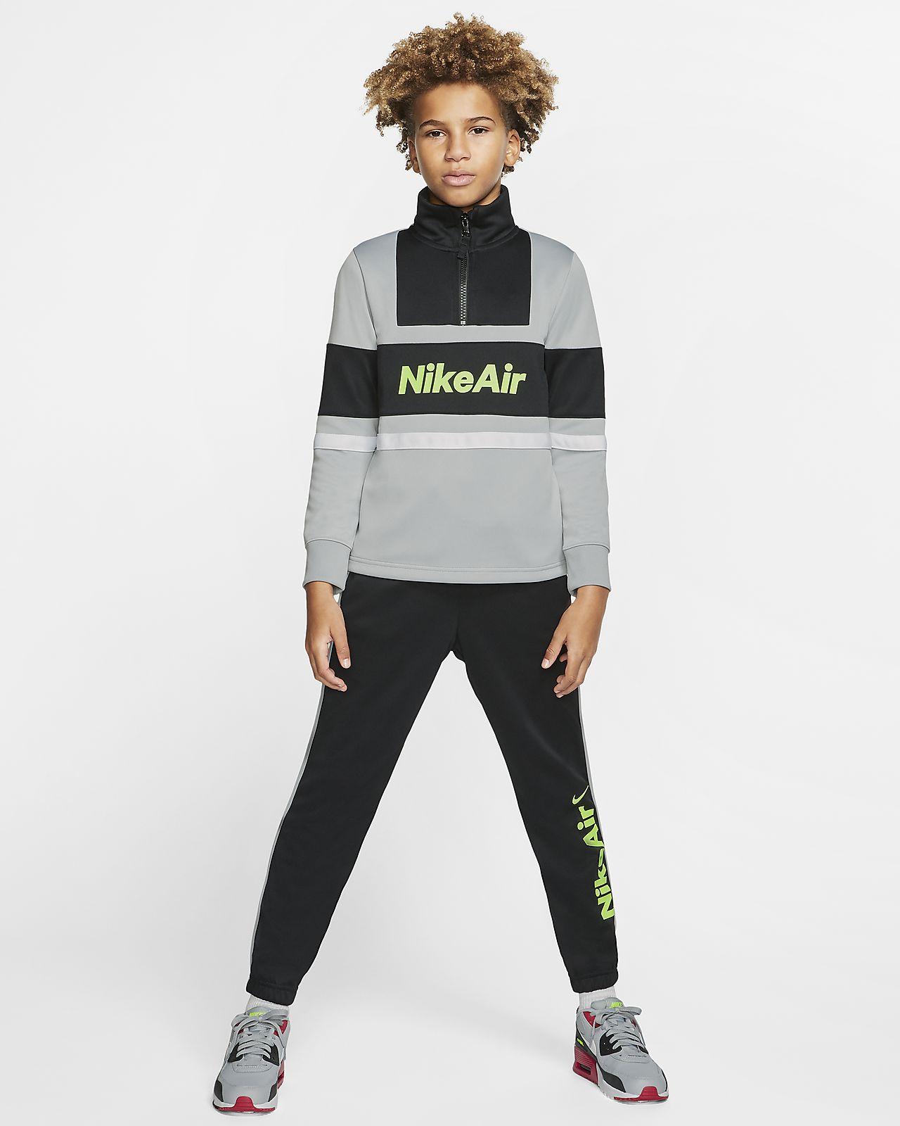 Dres dla dużych dzieci (chłopców) Nike Air