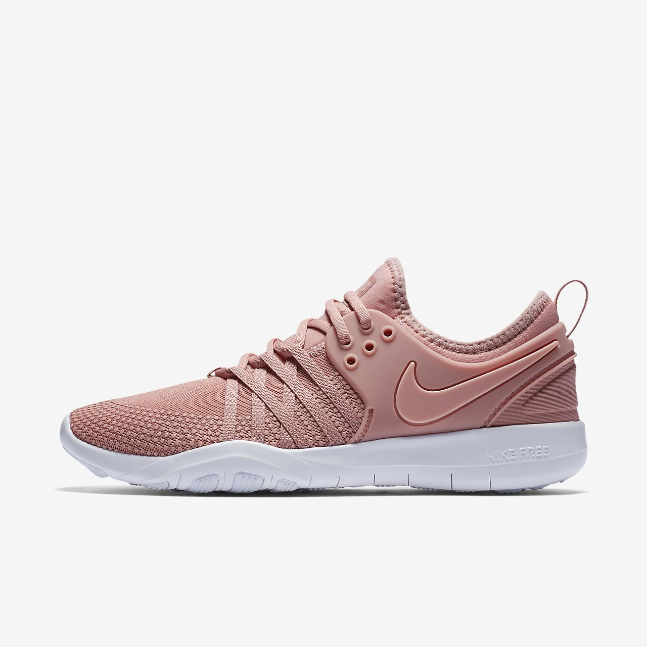 nike free tr7 amp blush boutique